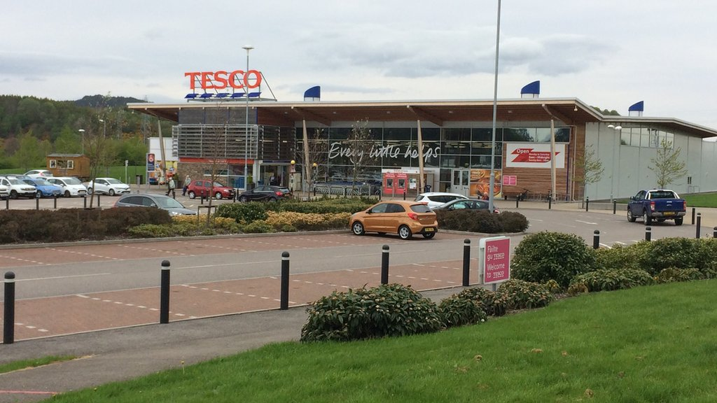 Highland Council's dispute with Tesco resolved