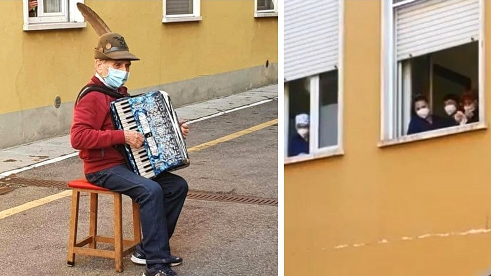 Italian serenaded by husband outside hospital dies thumbnail