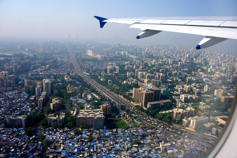 Dharavi and Mumbai