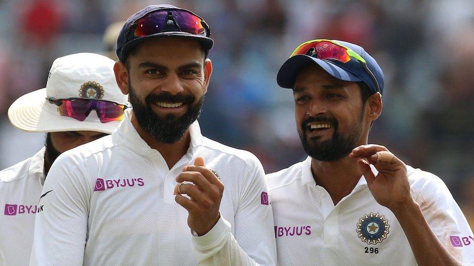 IND vs SA: रांची टेस्ट में भारत ने द. अफ़्रीका को पारी और 202 रन से हराकर सिरीज़ 3-0 से जीती