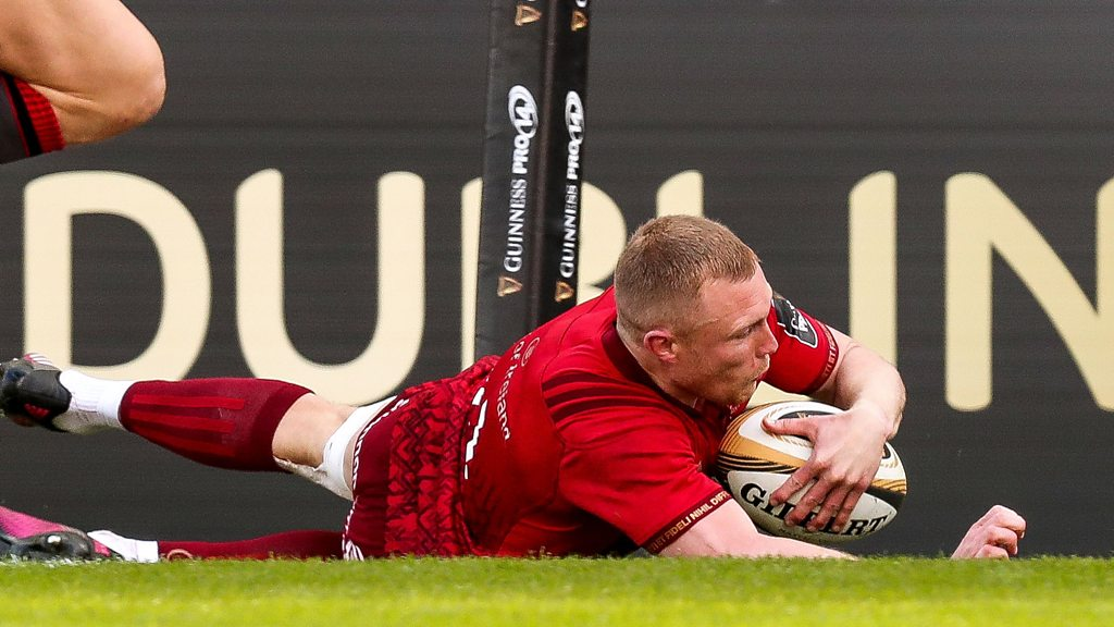Pro14 highlights: Munster 20-16 Edinburgh