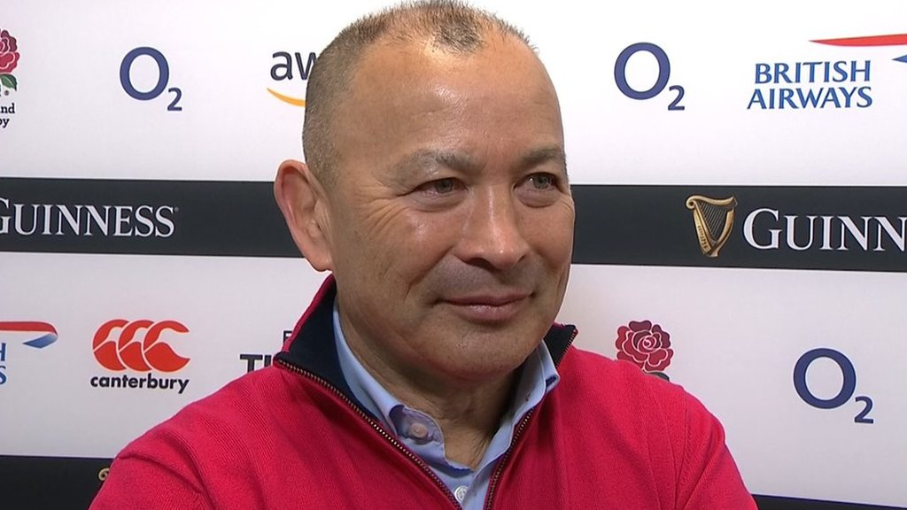 Six Nations: England lacked discipline in second half - Eddie Jones