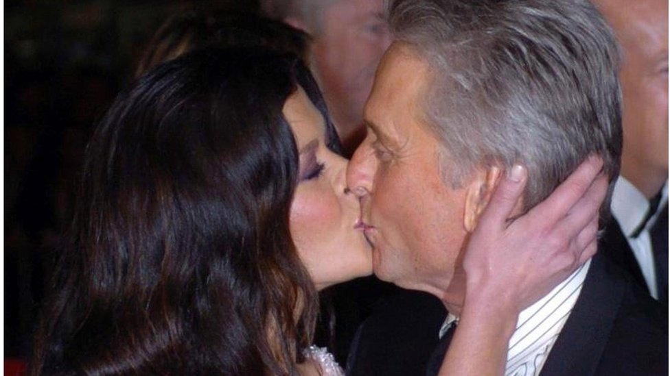 Michael Douglas e Catherine Zeta-Jones