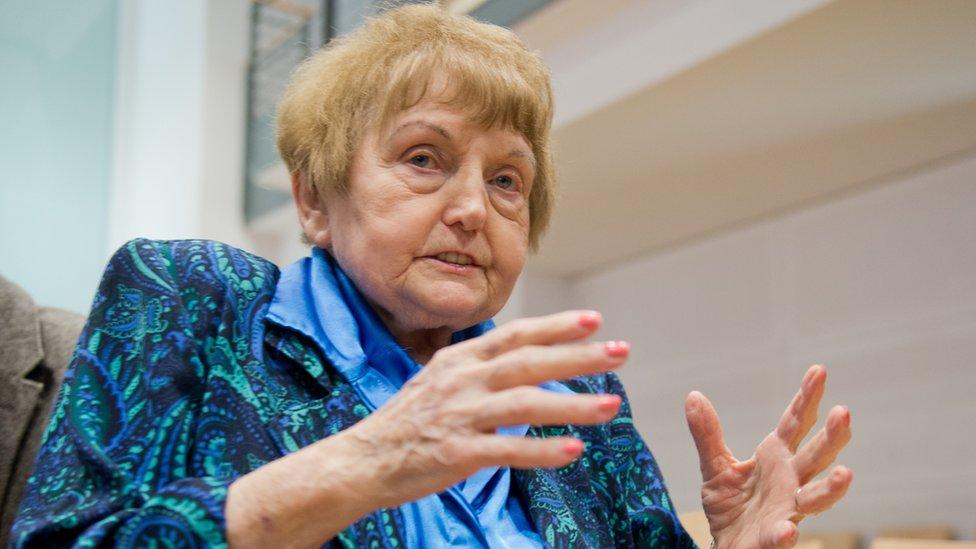 Eva Kor je prisustvovala suđenju bivšem činovniku iz Aušvica