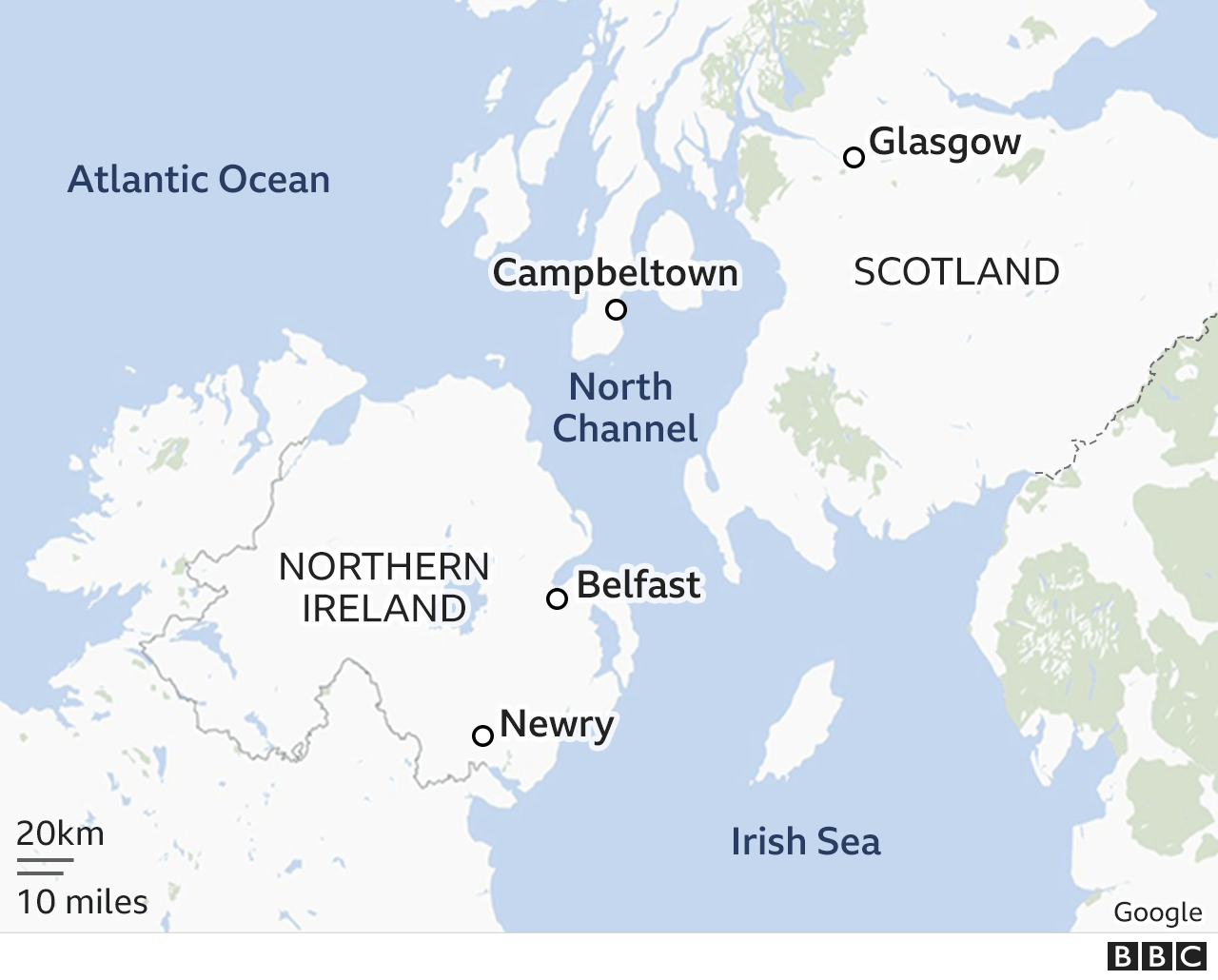 Brexit: Will Scottish fishing boats move to Northern Ireland? thumbnail