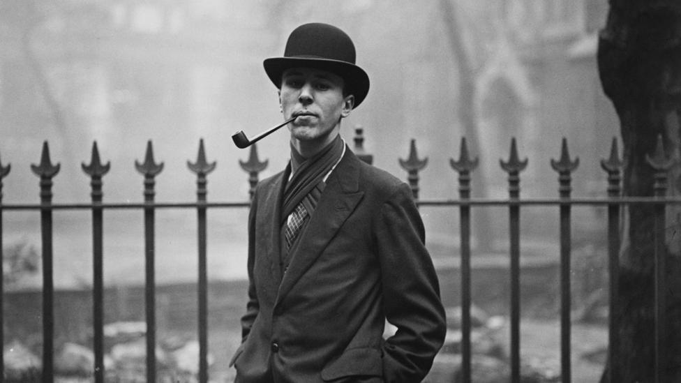 Patrick Macnee The Last Great Bowler Hat Wearer Bbc News