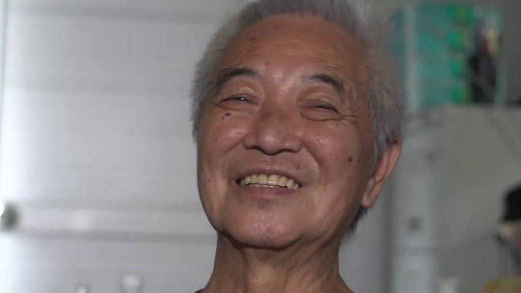 The man who keeps suing Hong Kong
