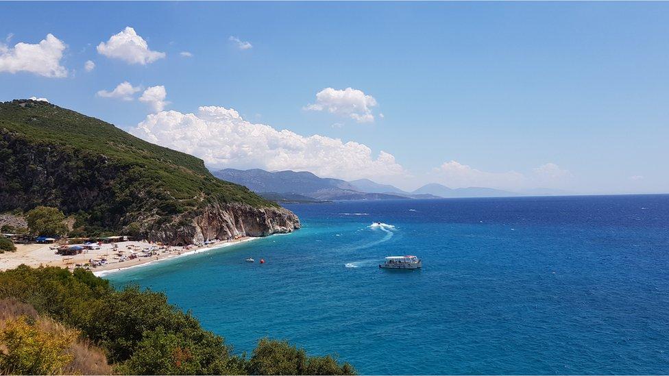 Albanija, avgust 2020.