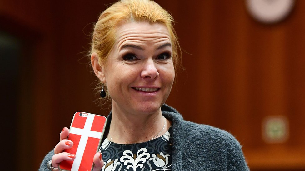 Danish minister Stojberg provokes Ramadan row