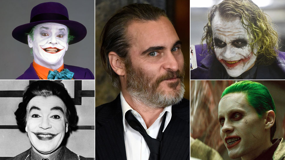 Joaquin Phoenix is latest Joker in the pack