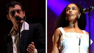 BBC News - Mercury Prize: Arctic Monkeys, Lily Allen and Jorja Smith on shortlist