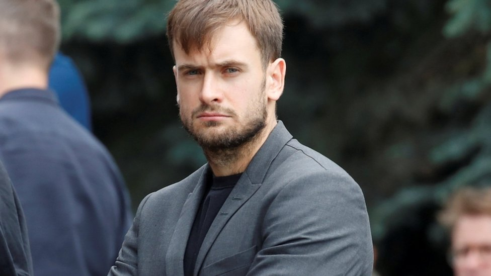 Pussy Riot's Pyotr Verzilov 'likely poisoned', doctors say