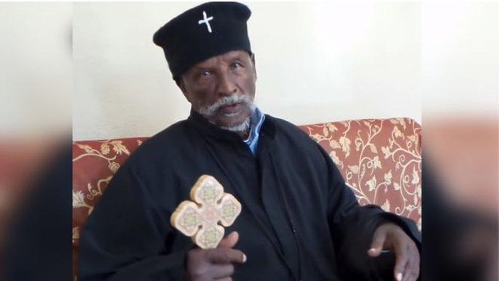 В Эритрее патриарха обвинили в ереси и отлучили от церкви