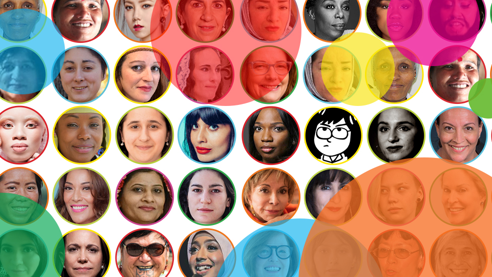 Trailblazers and everyday heroes on BBC 100 Women list