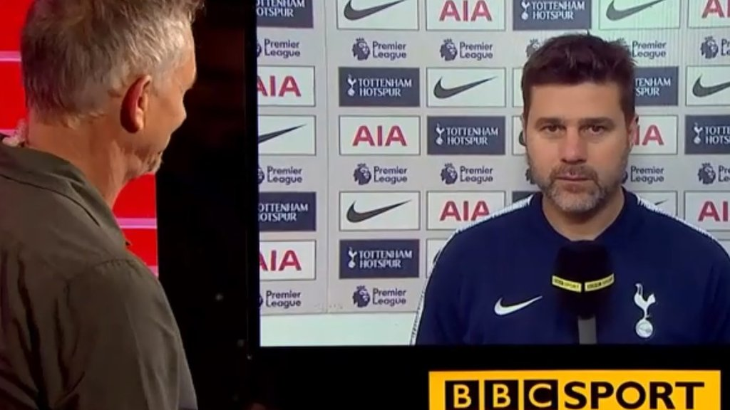 'Fantastic' win completes very good week for Spurs - Mauricio Pochettino