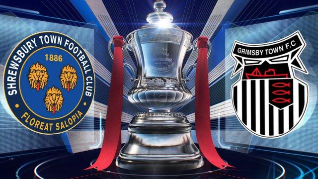 Shrewsbury 1-0 Grimsby