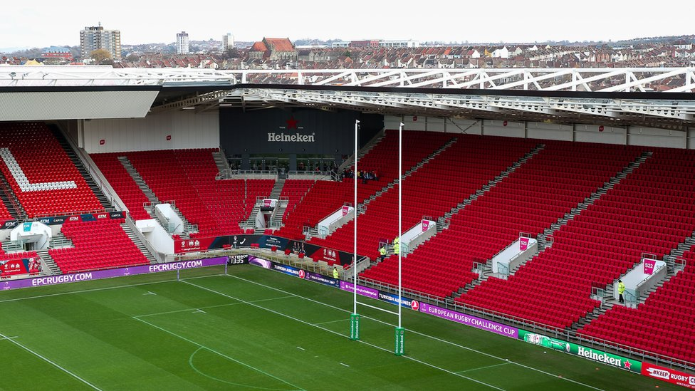 Ashton Gate: Bristol stadium's concert capacity rises