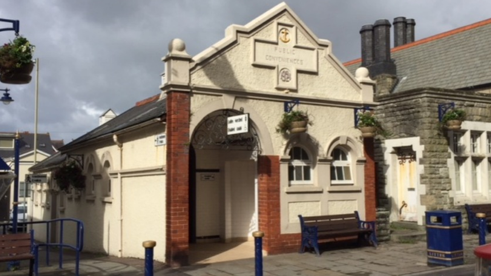 Public toilets in Porthcawl to re-open after closure