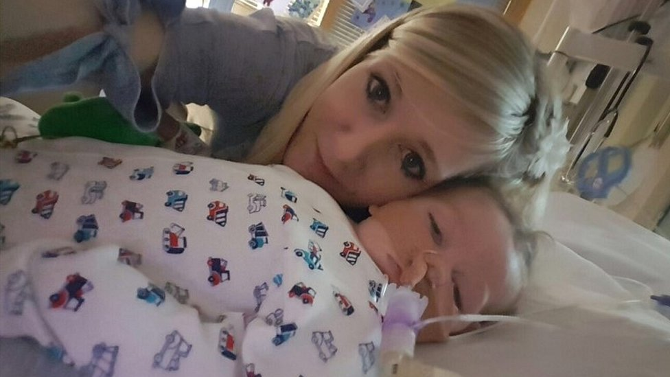Connie Yates and Charlie Gard