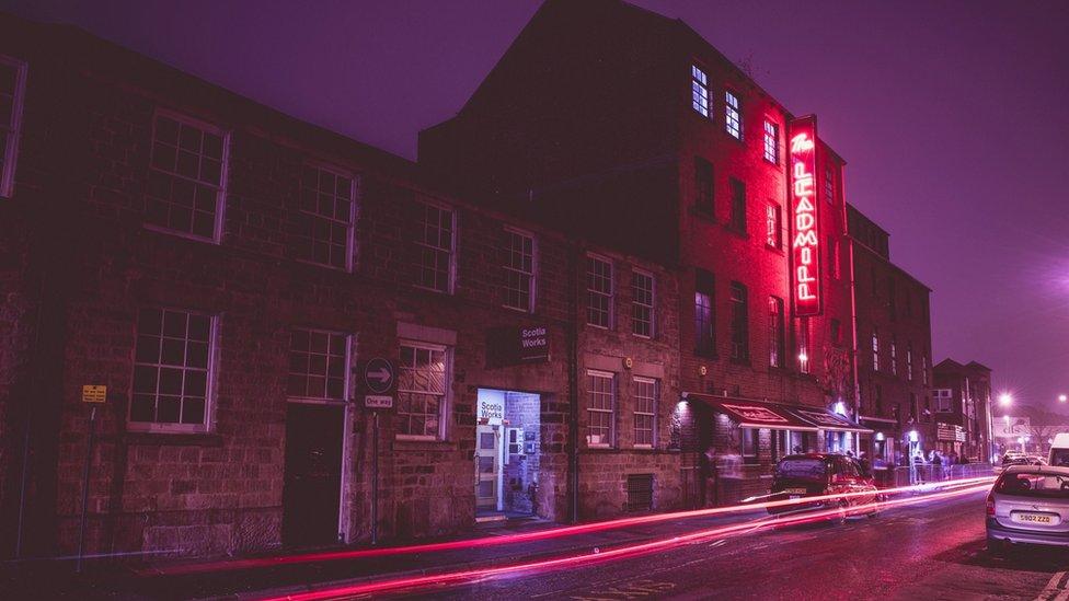 BBC News - Coronavirus: Sheffield Leadmill to auction memorabilia