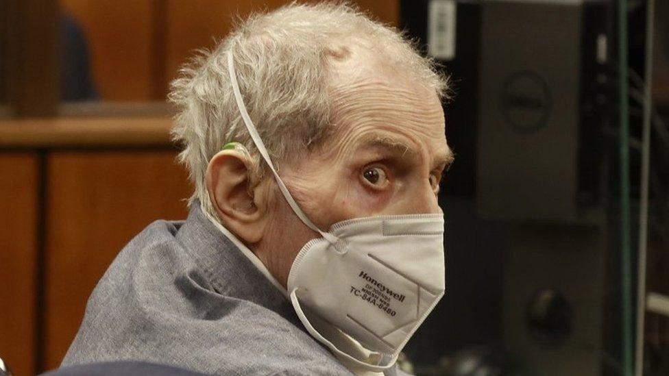 روبرت دورست في المحكمة
