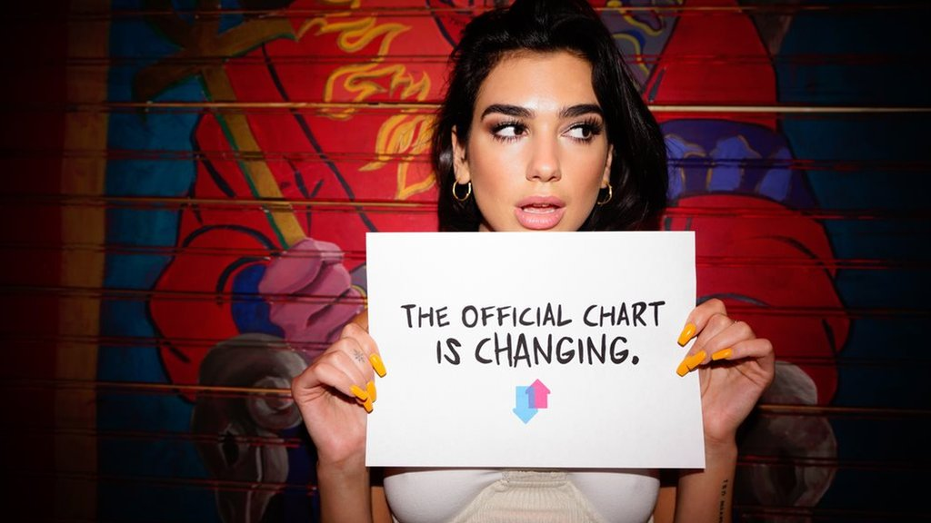 UK singles chart to include videos watched on YouTube