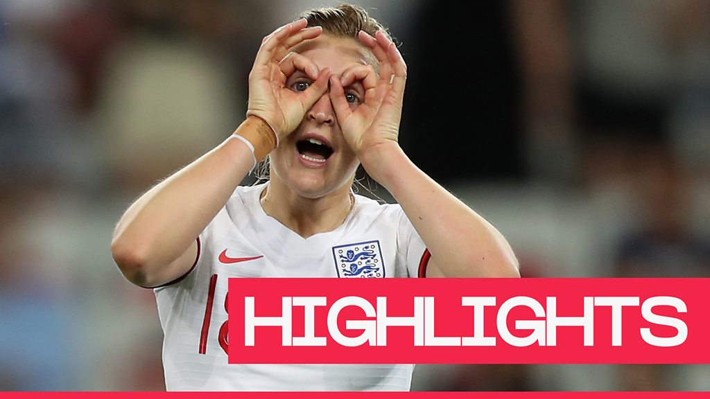 Women's World Cup 2019: England beat Japan 2-0 to top their group