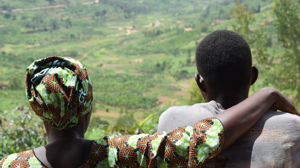 'My father, the rapist': Hidden victims of Rwanda's genocide