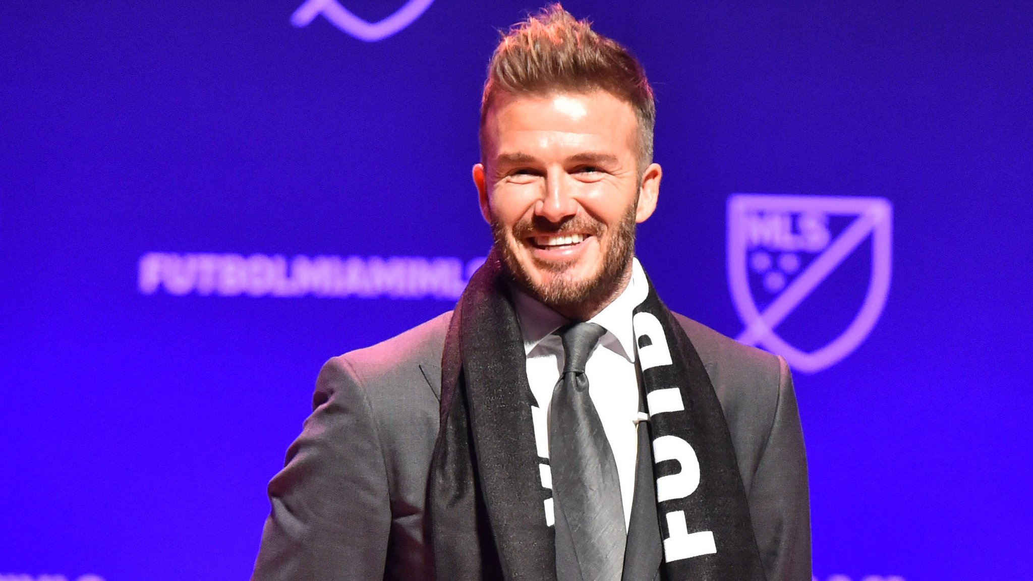 David Beckham: Uefa to honour former England captain with President's Award