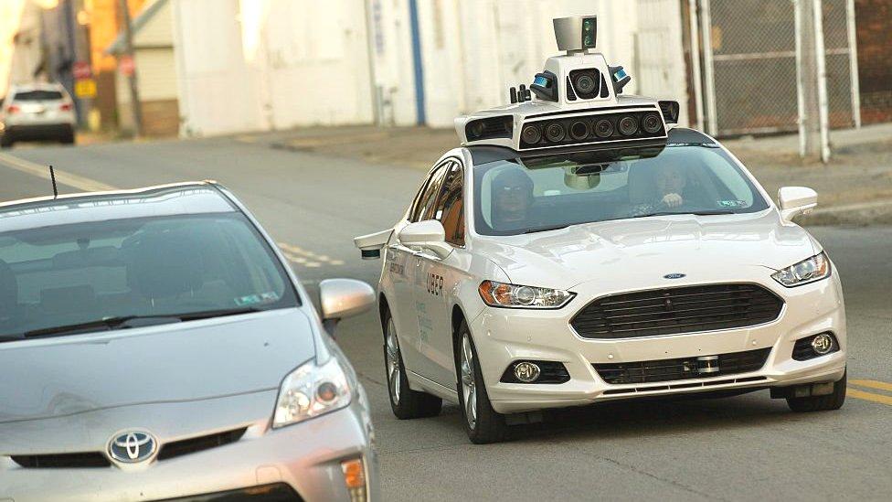 Uber Ford