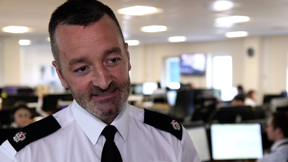 """Supt Chris Truscott said officers need to intervene """"before things reach crisis point"""""""