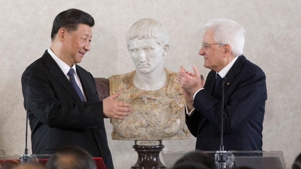 Por qué Italia es la primera gran economía mundial que respalda la Nueva Ruta de ...