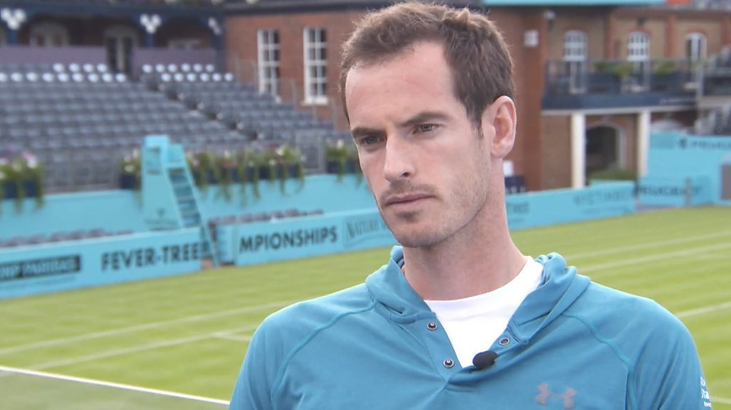 Andy Murray: Recent injury has been 'toughest part of my career'