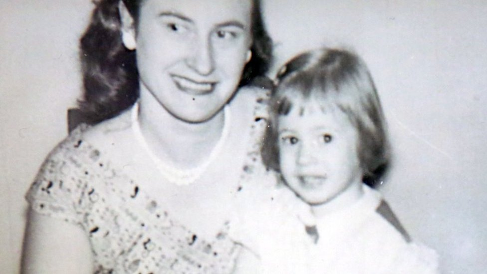 Pietrewicz was fleeing an abusive marriage, her daughter says