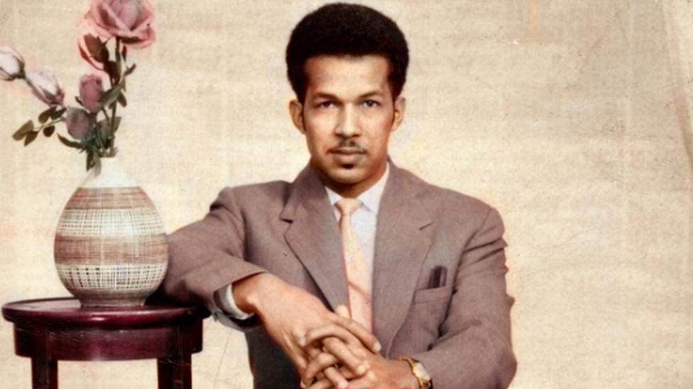 Daniel 'Sunnyman' Warrenton Bloomfield (1930 – 2018)