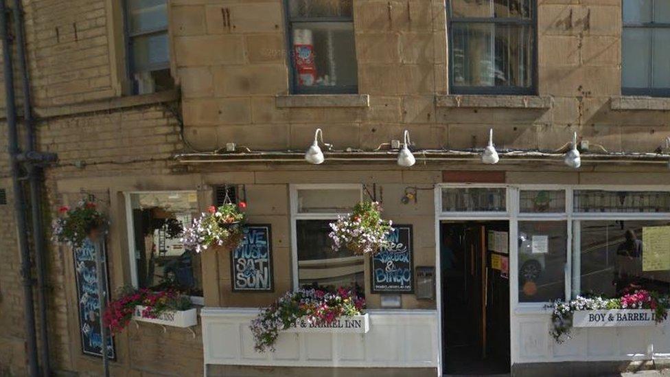Manslaughter charge over Huddersfield pub assault death