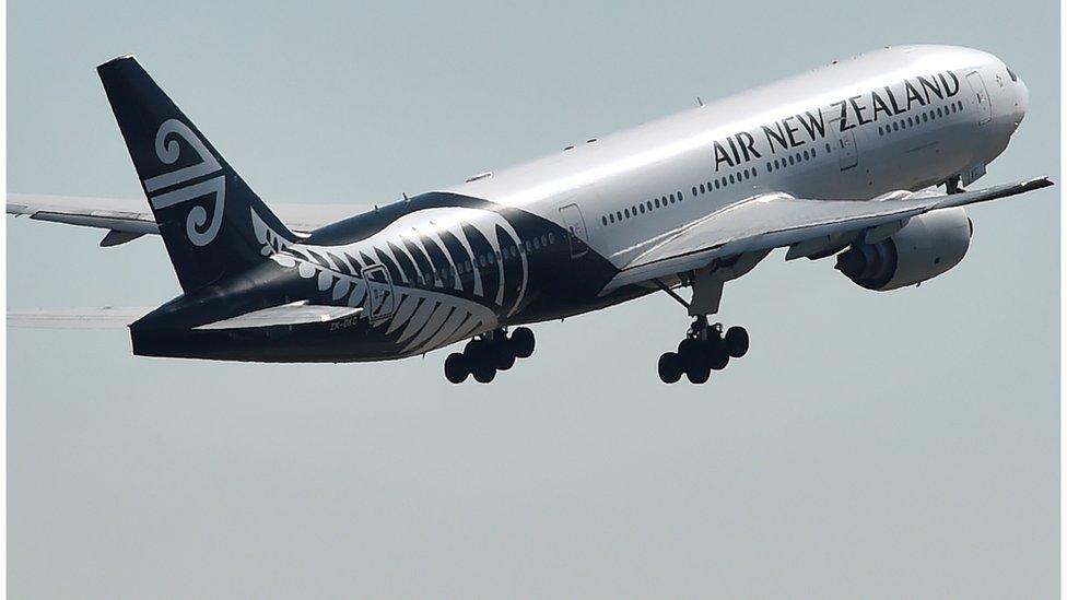Avion Er Novog Zelanda