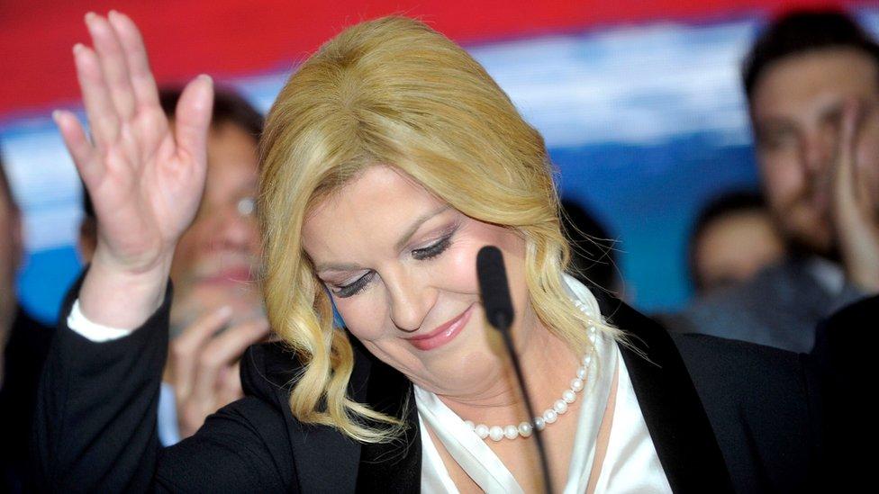 Kolinda podržala žene u Hrvatskoj