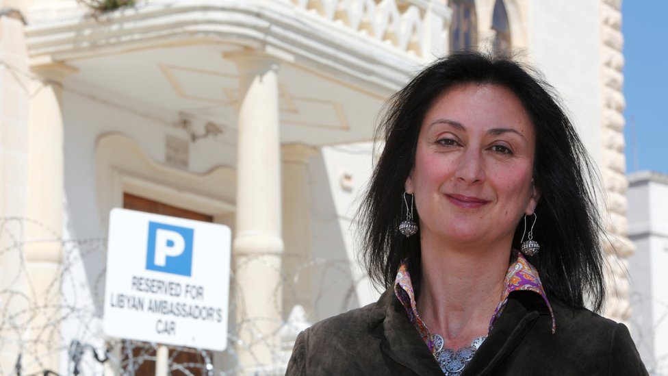 Расследование: в убийстве журналистки на Мальте косвенно виновны власти