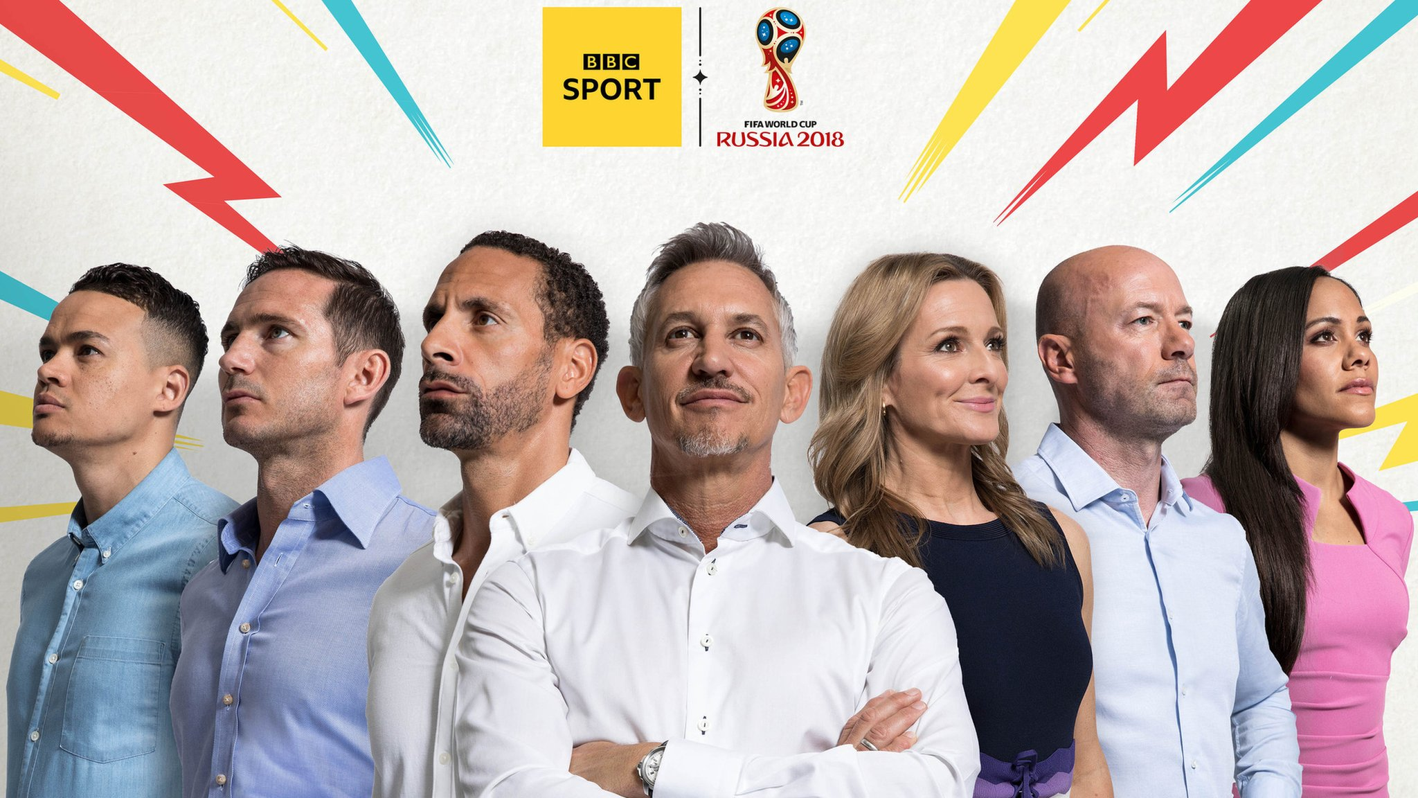 Lineker, Shearer, Lampard and more... World Cup pundits' predictions