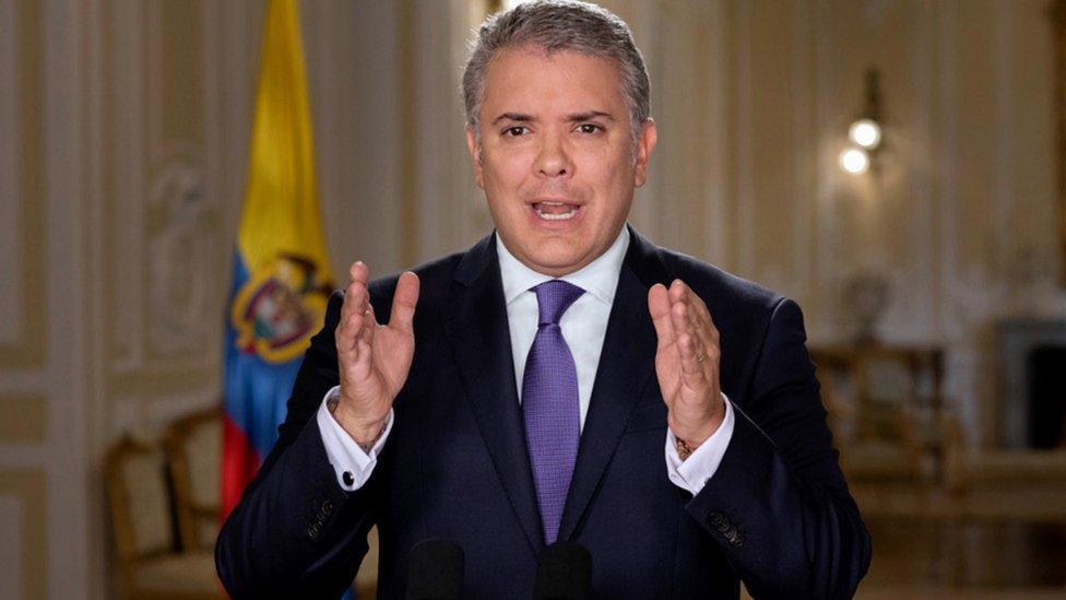 5 claves para entender la grave crisis política en Colombia y por qué señalan a ...