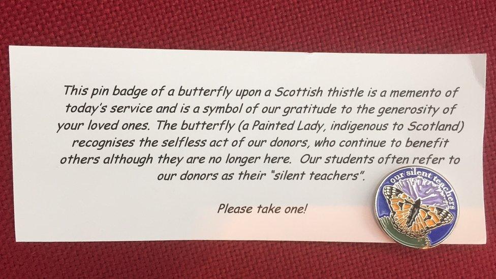 Silent teachers