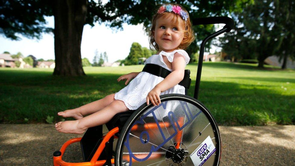 ABD'de Zolgensma ile gen tedavisini alan ilk çocuklardan biri