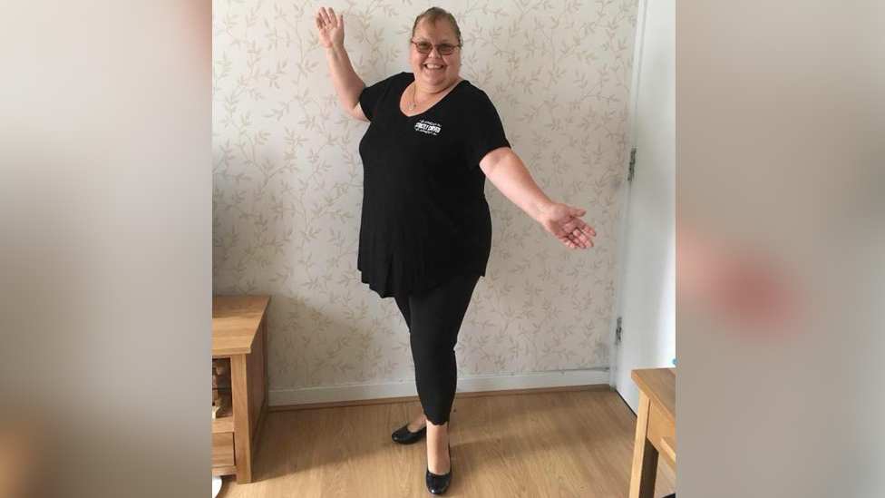 Plus-size dance group in Strictly name row with BBC
