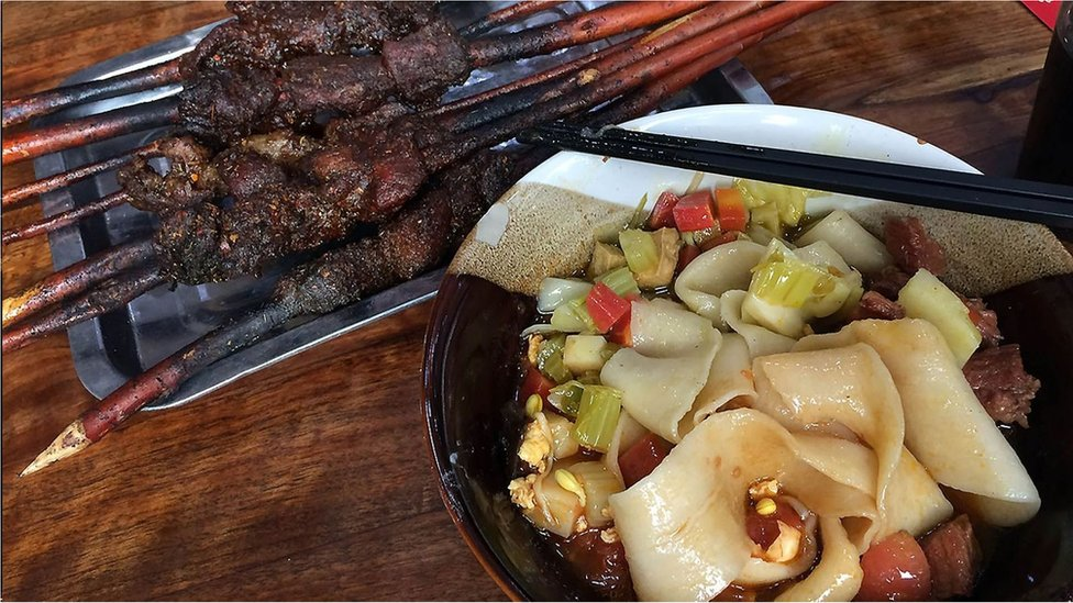 Biang Biang面將中國陝西省的獨特美食介紹給了許多國際食客。