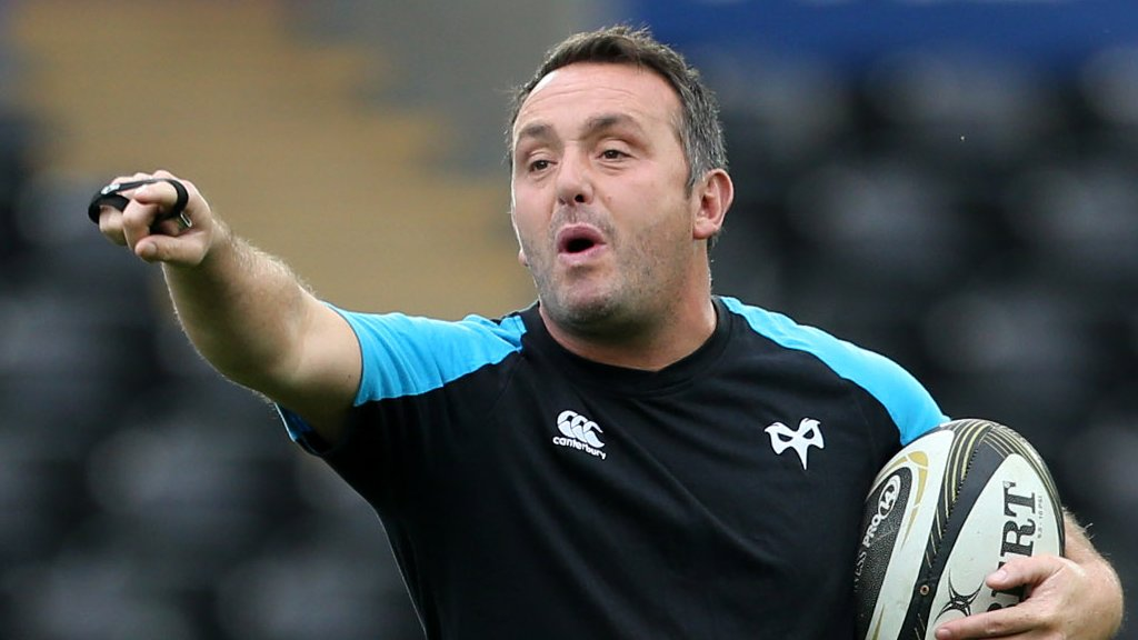 Ospreys players changes 'not ideal', says coach Matt Sherratt