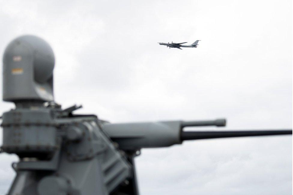 Vojne vežbe NATO-a, 31. oktobar 2018.