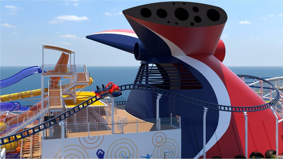 Can onboard rollercoasters save the cruise industry? thumbnail