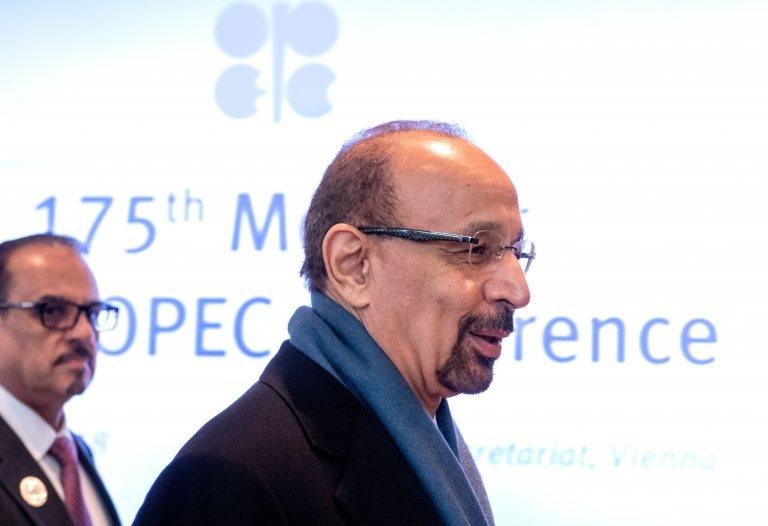 Suudi Arabistan Enerji, Endüstri ve Maden Kaynakları Bakanı Halid El-Falih