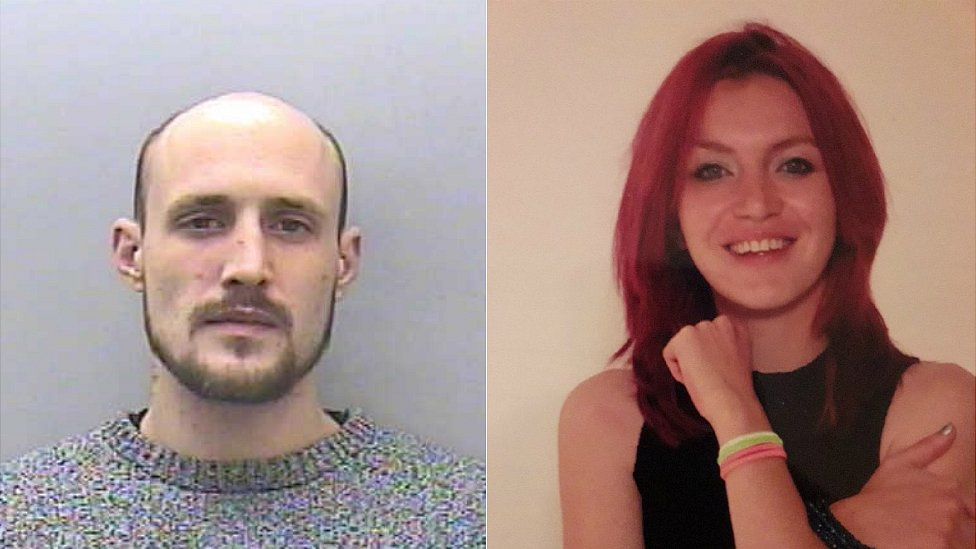 'Callous' man who strangled girlfriend gets life sentence
